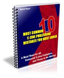 10 E-Zine Publishing Mistakes To Avoid | eBooks | Internet