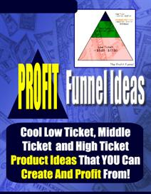 Profit Funnel Ideas - With Private Labels Rights | eBooks | Business and Money