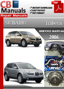 Subaru Tribeca 2006 Service Repair Manual | eBooks | Automotive