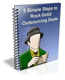 the 5 simple steps to rock-solid outsourcing deals