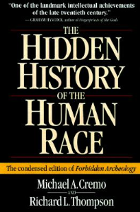 cremo michael - hidden history of the human race