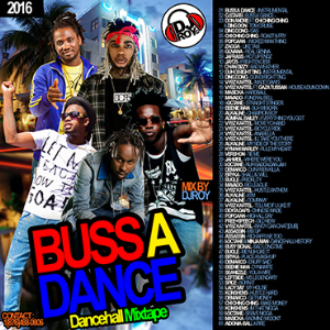 Dj Roy Buss A Dance Dancehall Mix | Music | Reggae