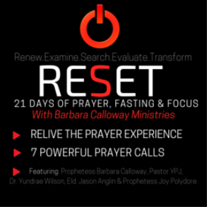 Reset Prayer Series | Audio Books | Religion and Spirituality