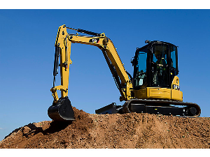 caterpillar excavator 305e cr