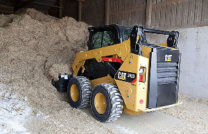 caterpillar skid steer loader 246d