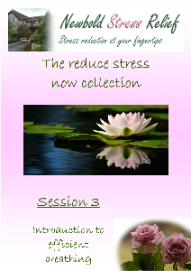 the reduce stress now collection - session 3