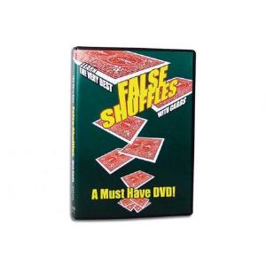 learn false shuffles with cards