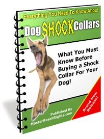 Dog Shock Collars Everything You Need To Know Before Buying A Collar F | eBooks | Home and Garden