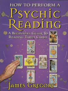 how to perform a psychic reading