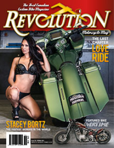 revolution motorcycle magazine vol.36 english
