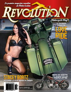 revolution motorcycle magazine vol.36 francais