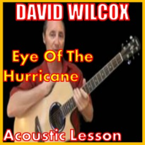 Learn to play Eye Of The Hurricane by David Wilcox | Movies and Videos | Educational