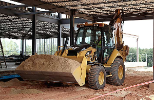 caterpillar backhoe 430f2