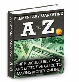 Elementary Marketing: A to Z | eBooks | Internet