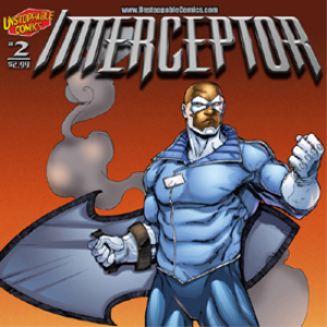 Interceptor #2 | eBooks | Comic Books