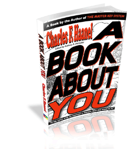 a book about you - charles haanel