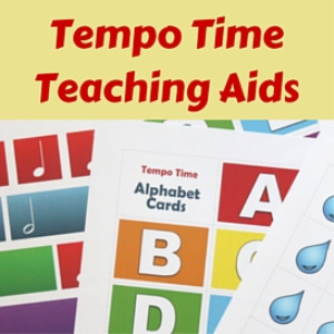 tempo time teaching aids