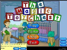 Magic Toy Chest | Software | Games