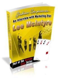 an interview with marketing star lee mcintyre with mrr
