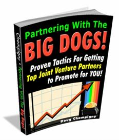 Partnering With The Big Dogs - With Master Resale Rights | eBooks | Internet