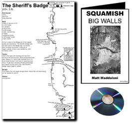 Squamish Big Walls guide book, June 2016 update | eBooks | Sports