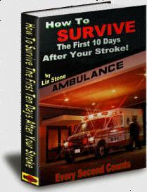 how to survive the first ten days after a stroke