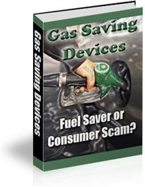 Gas Saving Devices (PLR) | eBooks | Education