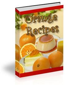 Orange Recipes - (PLR) | eBooks | Food and Cooking
