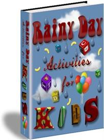 Rainy Day Activities For Kids | eBooks | Children's eBooks
