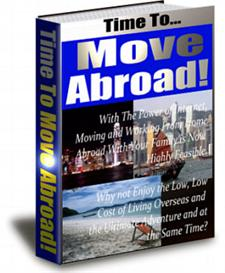 Time To Move Abroad With Private Labels Rights | eBooks | Self Help