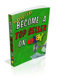 how to become a top seller on ebay (plr)