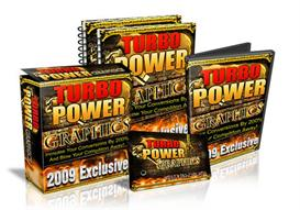Turbo Power graphics package With Master Resale Rights | Other Files | Graphics