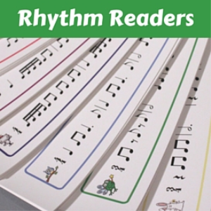 Rhythm Readers (Levels 1-9) | Music | Children