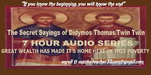 Didymus Thomas - Twin Twin Audio Series | Audio Books | Religion and Spirituality