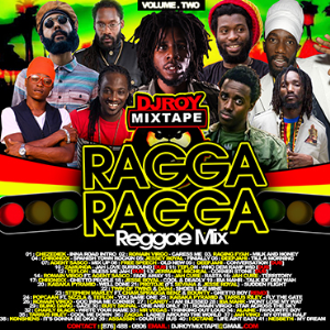 Dj Roy Ragga Ragga Reggae Mix Vol.2 | Music | Reggae