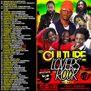 Dj Roy Culture Lovers Rock Mix Vol.7 | Music | Reggae