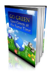 GoGreenSaveGreen | eBooks | Outdoors and Nature