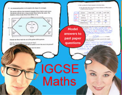 Second Additional product image for - 1,962 Maths & 423 Science Model Answers