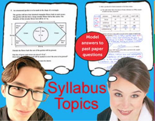 Third Additional product image for - 1,962 Maths & 423 Science Model Answers