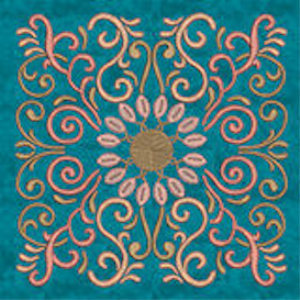 Laura's Baroque Collection DST | Crafting | Embroidery