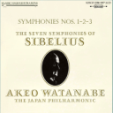 Sibelius: Symphonies Nos. 1-2-3 - Japan Philharmonic Orchestra/Akeo Watanabe | Music | Classical