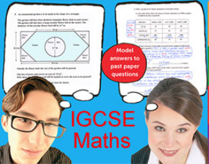 214 IGCSE Maths Model Answers | eBooks | Education