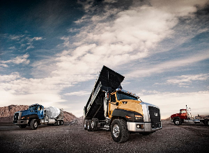 commercial trucks poster download