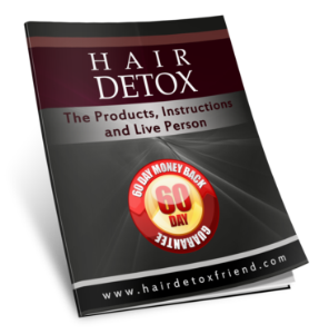 hair detox friend program