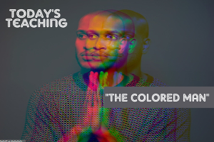 The Colored Man | Audio Books | Religion and Spirituality