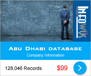 Abu Dhabi Database: Companies & People | Other Files | Everything Else