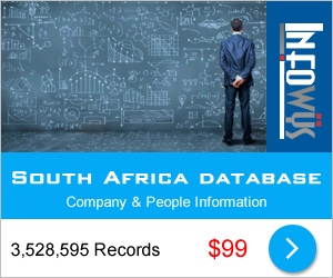 South African Database: Companies & People | Other Files | Everything Else