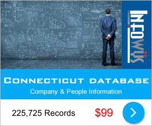 Connecticut Database: Companies & People | Other Files | Everything Else