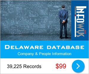 Delaware Database: Companies & People | Other Files | Everything Else