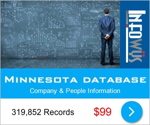 Minnesota Database: Companies & People | Other Files | Everything Else